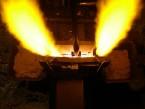 Predohrev koľajníc pri aluminotermickom zváraní